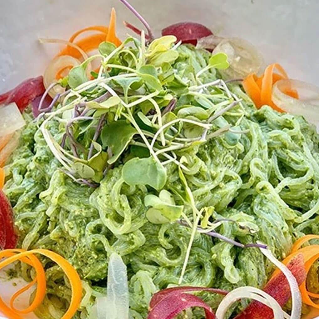 Paleo Spinach Pesto